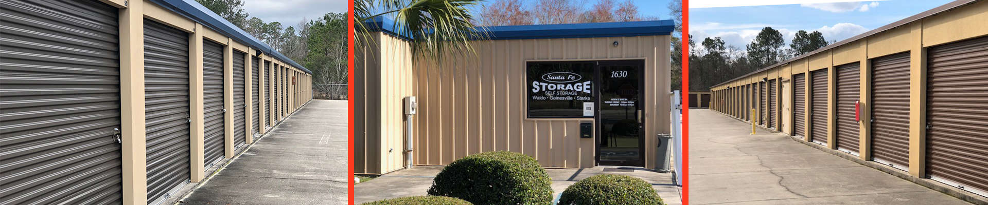 Genial Santa Fe Self Storage   Business And Personal Storage Solutions