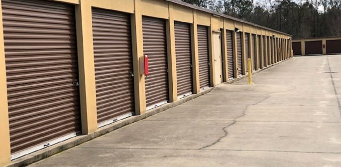 ... Gainesville Self Storage Santa Fe Self Storage Interior Units