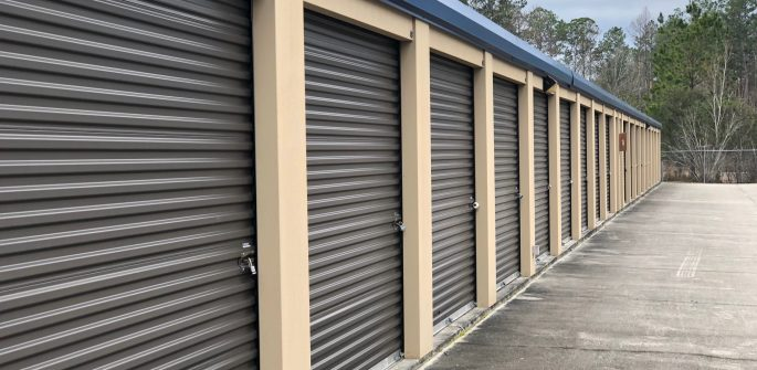 Self Storage Waldo FL Drive-Up Units