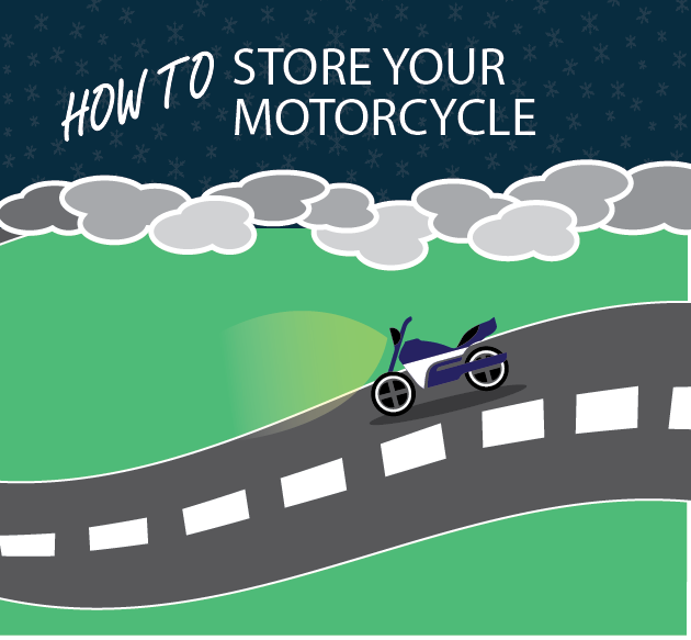 Get Started With Motorcycle Storage Tips